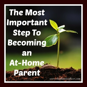 The Most Important Step to Becoming an At-Home Parent - chieffamilyofficer.com