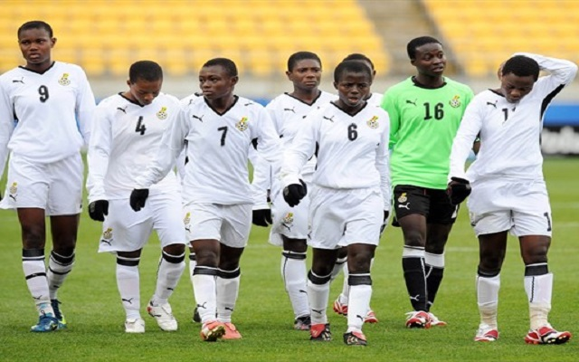 FIFA U-20 Women's World Cup: Ghana drawn in Group C