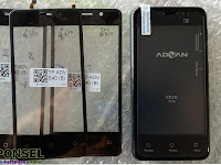 Cara Ganti Touchscreen Advan S40