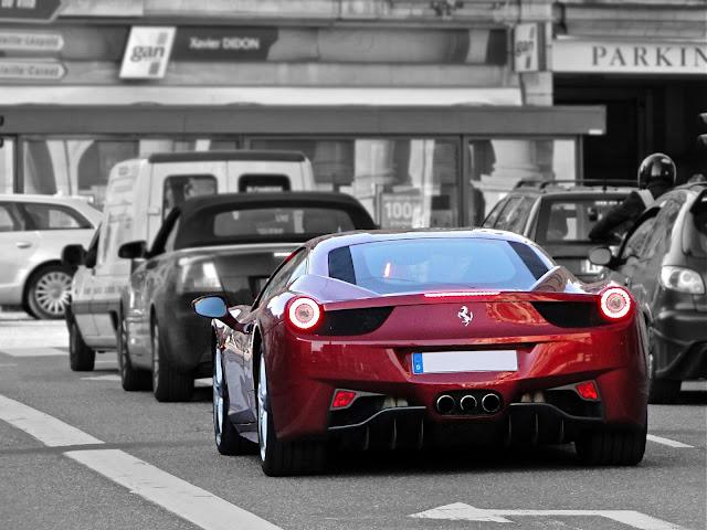 フェラーリ壁紙 458イタリア