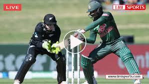 2nd ODI Bangladesh vs New Zealand live cricket highlight