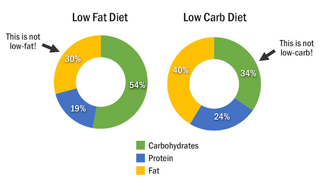 Low-Carb and Low-Fat Diets