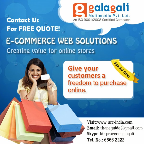 E commerce Website Development Company in Thane