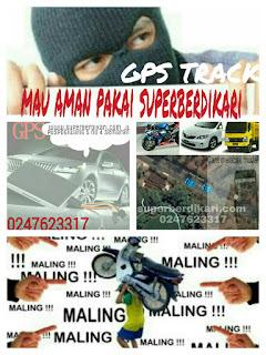 gps tracker motor semarang