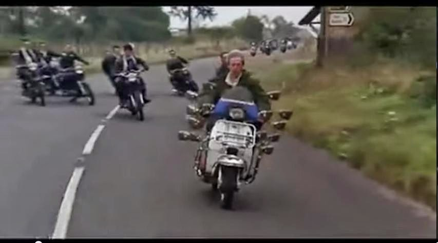 Quadrophenia - Mods Vs Rockers - The Who - Sting - el troblogdita - el fancine - ÁlvaroGP