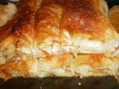 Globus pita / Potato pie