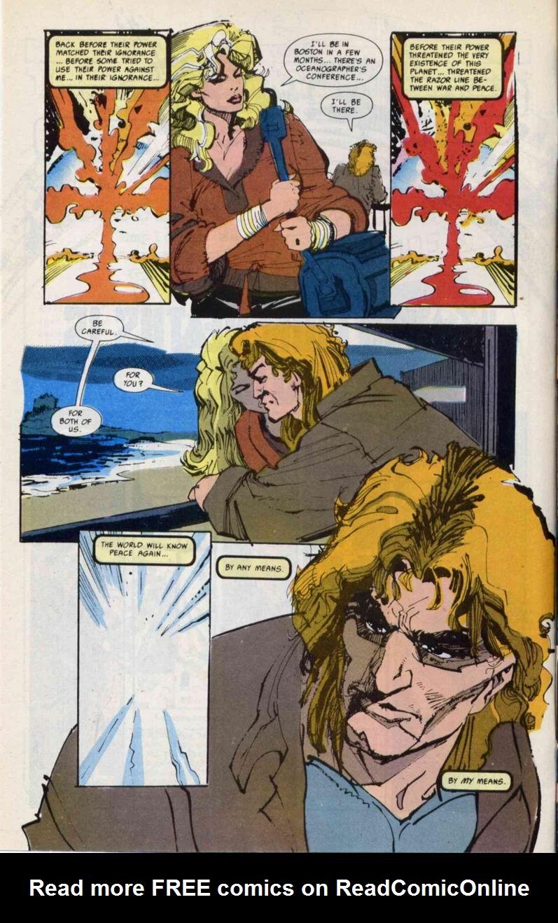 Read online Doctor Zero comic -  Issue #4 - 4