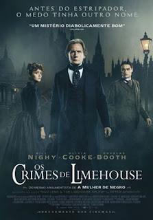 The Limehouse Golem - Poster & Trailer