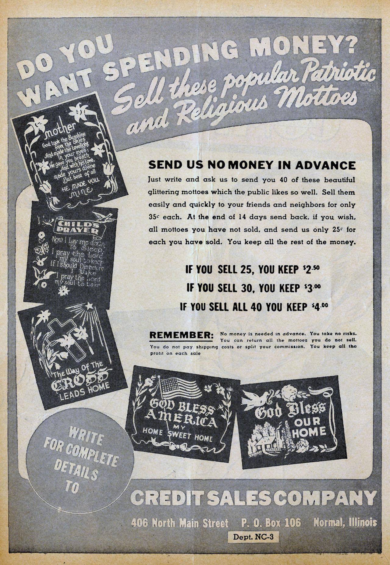 Read online Detective Comics (1937) comic -  Issue #133 - 2