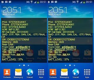 Solusi Dan Cara Mengatasi Factory Mode Semua Samsung ( EFS File )