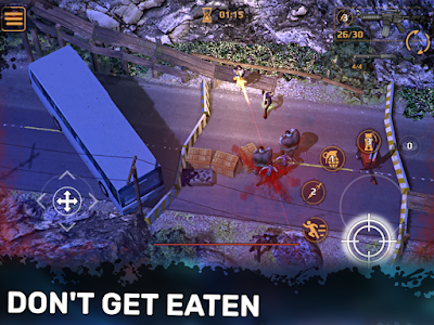DEAD PLAGUE Zombie Outbreak v1.2.8 [MOD Stamina, Skill, Coins] Apk Free Download