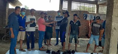 Ditengah Pandemi, PWI Banten Salurkan Hewan Qurban di JBS