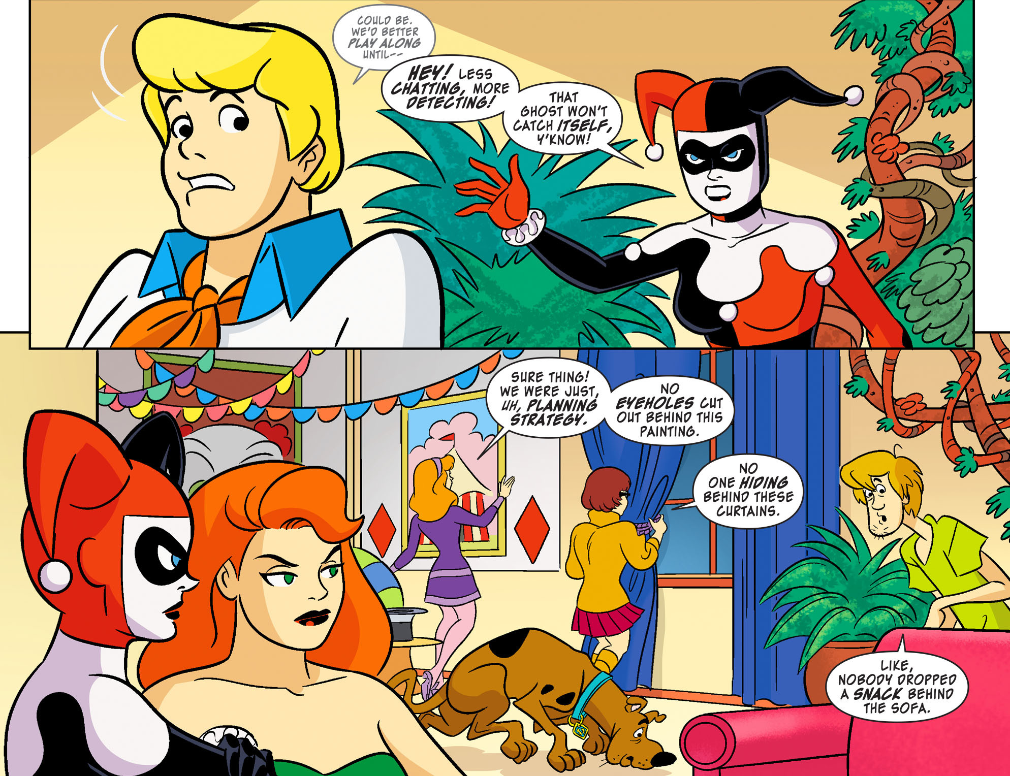 Read online Scooby-Doo! Team-Up comic -  Issue #23 - 16