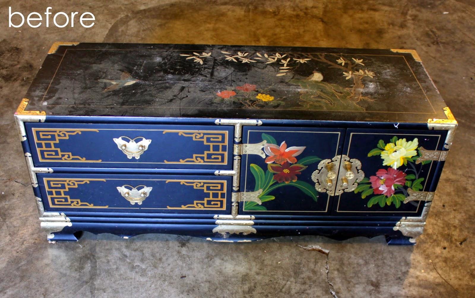 oriental trunk
