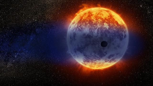 Planeta que se desvanece rápido es encontrando por 'Hubble'