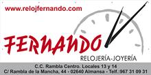 https://www.facebook.com/relojeriafernando/