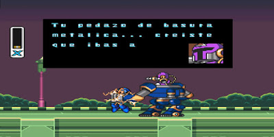Megaman X [Español] - Captura 4