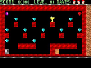 Dangerous Dave Game Free Download Full Version For Pc