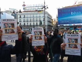"""España repudia a Diego Cruz Alonso del grupo de violadores de """"Los Porkys"""""""