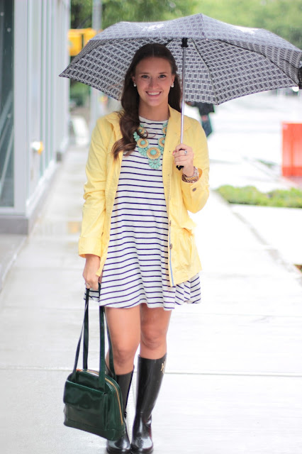 What to Wear on a Rainy Day, covering the bases, krista robertson, southern shopaholic, nyc blog, fashion blogger