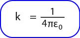 Rumus konstanta gaya coulomb