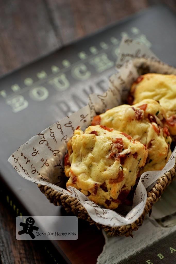 bacon cheddar scones Bouchon Bakery