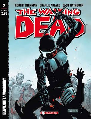 The Walking Dead - #7 (edicola) - Benvenuti a Woodbury