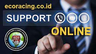 Eco Racing Online Support