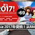 Airasia 2017年促销!从RM69起【Hat Yai、Phuket、Krabi、Ho Chi Minh City只需RM89起】