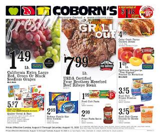 ⭐ Coborns Ad 9/27/20 ⭐ Coborns Circular September 27 2020