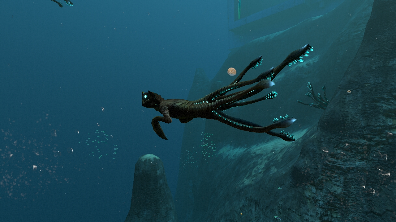 Second Life Newser: Reader Submitted: Game Review - Subnautica, Part Two