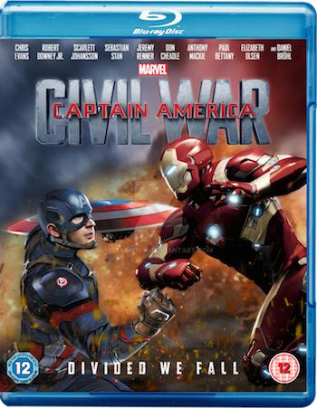 Free Download Captain America Civil War 2016 Dual Audio ORG Hindi  BluRay 450mb