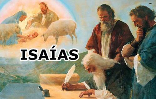 Livro do profeta Isaías