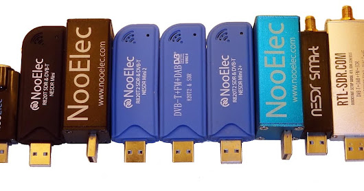 Group ADS-B test: 19 dongles