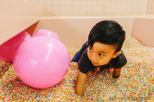 museum of ice cream, ice cream, museums, los angeles, travel with kids