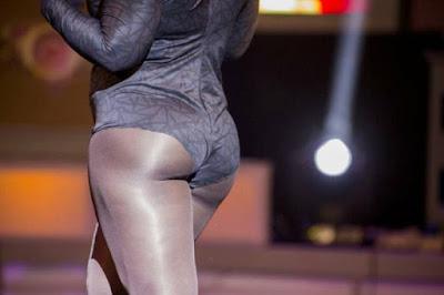 Hell No See What Eno Wore For Ghana Meets Naija-holykey1.com