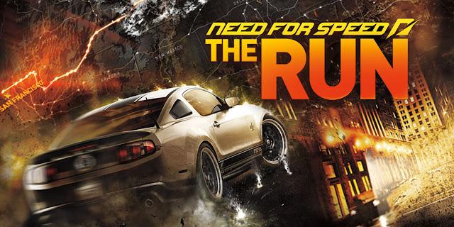 تحميل لعبة نيد فور سبيد ذا رن Need For Speed The Run برابط مباشر للكمبيوتر من ميديا فاير
