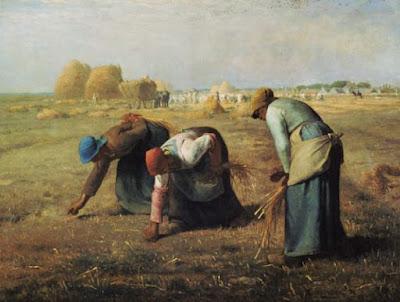 Les glaneuses - Jean-François Millet