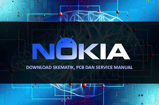 pcb dan service manual nokia