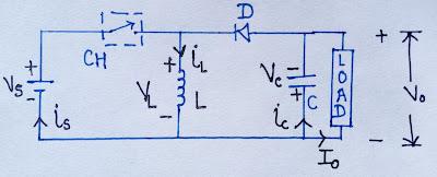 circuit diagram of buck boost converter lighting wiring downlights electrical simple