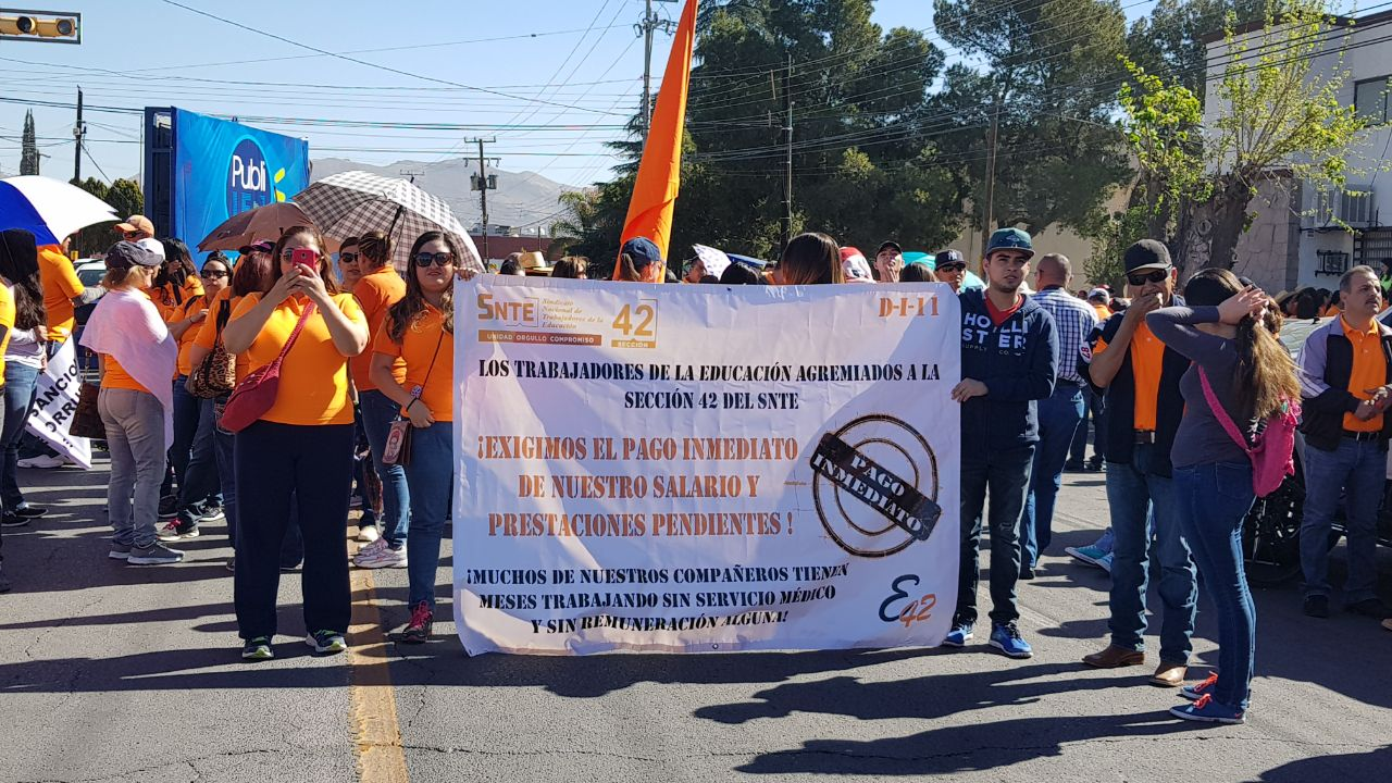 Acuerdan autoridades y maestros en Chihuahua reanudar clases ...