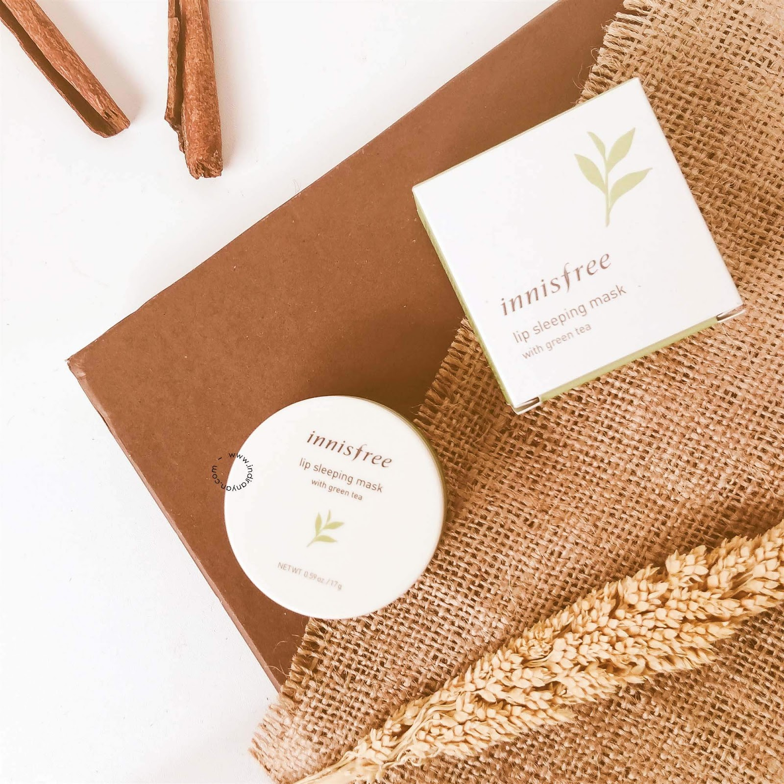 innisfree-green-tea-lip-sleeping-mask