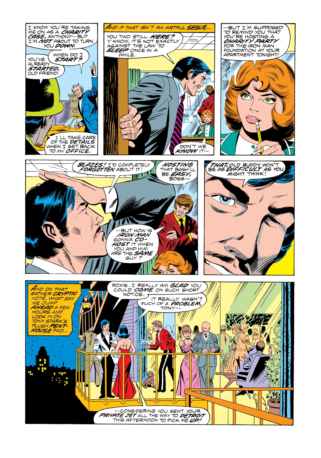 Read online Marvel Masterworks: The Invincible Iron Man comic -  Issue # TPB 11 (Part 1) - 16