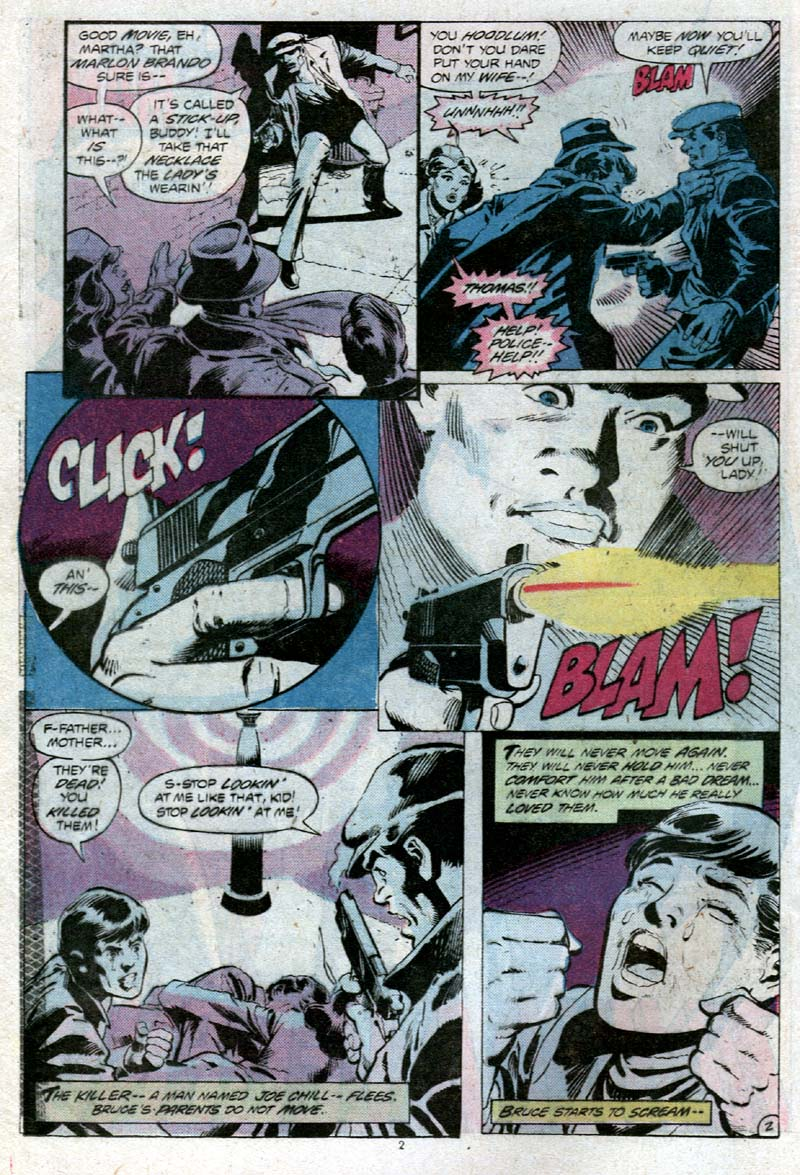 Detective Comics (1937) 500 Page 5