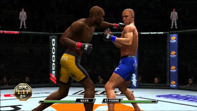 Download UFC Undisputed 2010 PC Games Gameplay