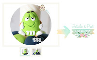 decoratiuni botez m&m