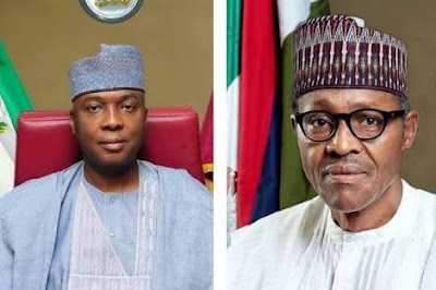 Buhari's Man Describes Saraki-led Senate As