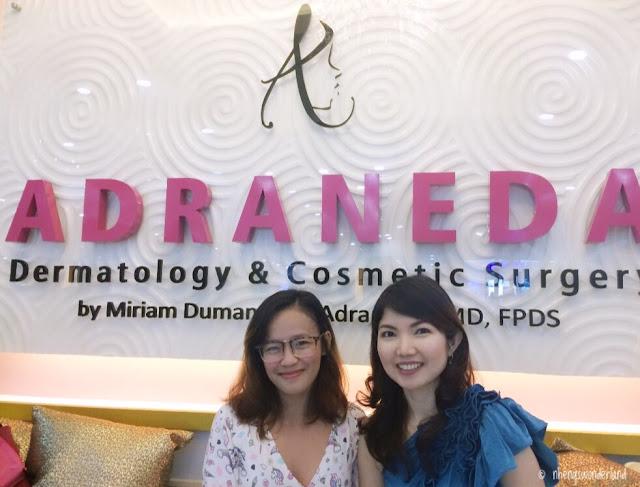 Dra Miriam Dumandan-Adraneda