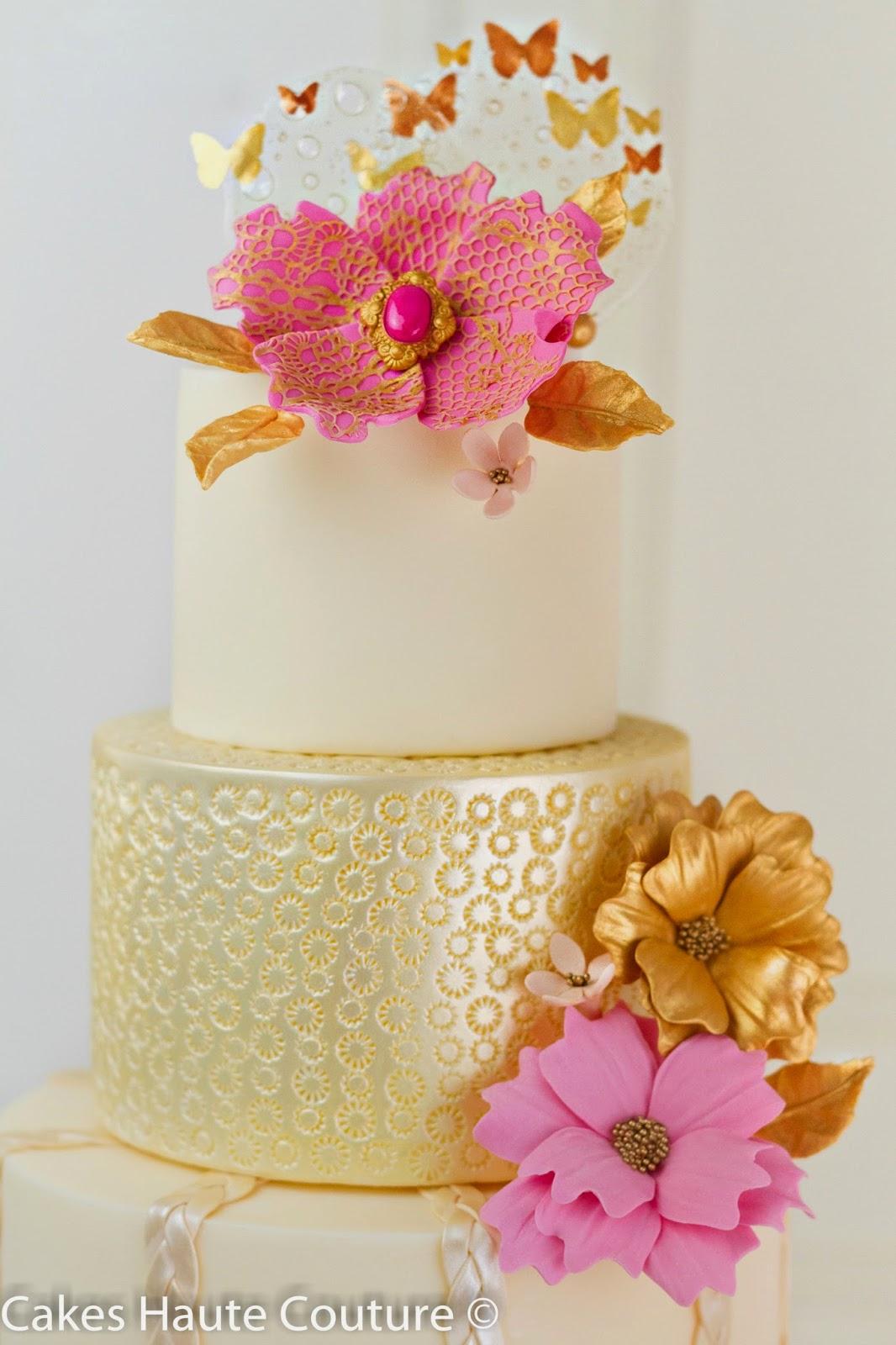 Curso de flores de azúcar