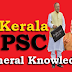 Kerala PSC General Knowledge Question and Answers - 4
